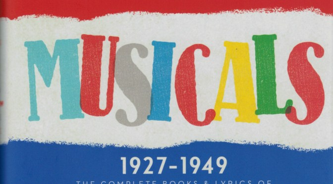 American Musicals 1927-1949
