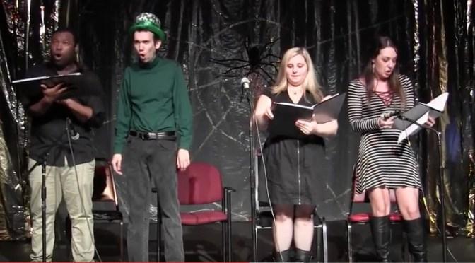 Yip Harburg Foundation's Rainbow Troupe: Hallowe'en 2015 Concert