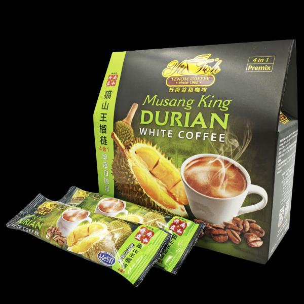Yit Foh Musang King Durian White Coffee