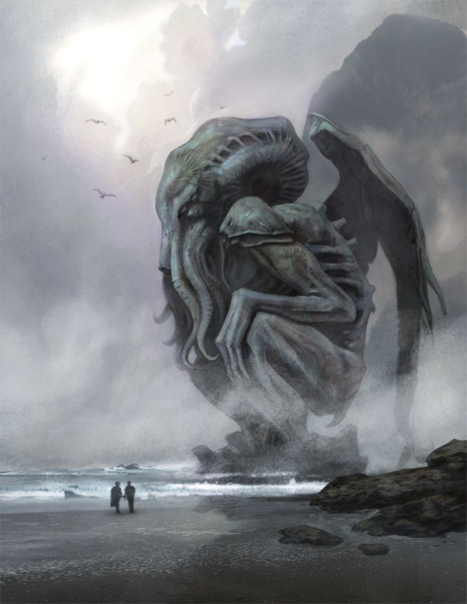 Image result for lovecraftian horror