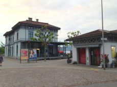 Richterswil, Station