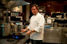 Federico Tischler . Chef argentino residenciado en Caracas. Fuente: Revista Hábitat a la Carta