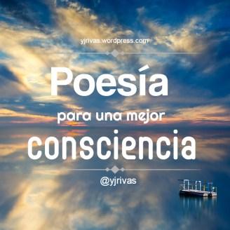 poesía para una mejor consciencia