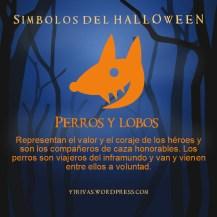 El uso de los lobos durante la Noche del Halloween