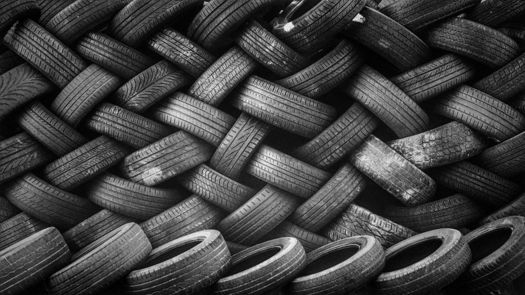 pileタイヤ交換ゴム製品黒
