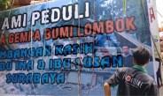 Sumbangan Kasur dan Assessment ke dusun Teniga, Tanjung, Lombok Utara