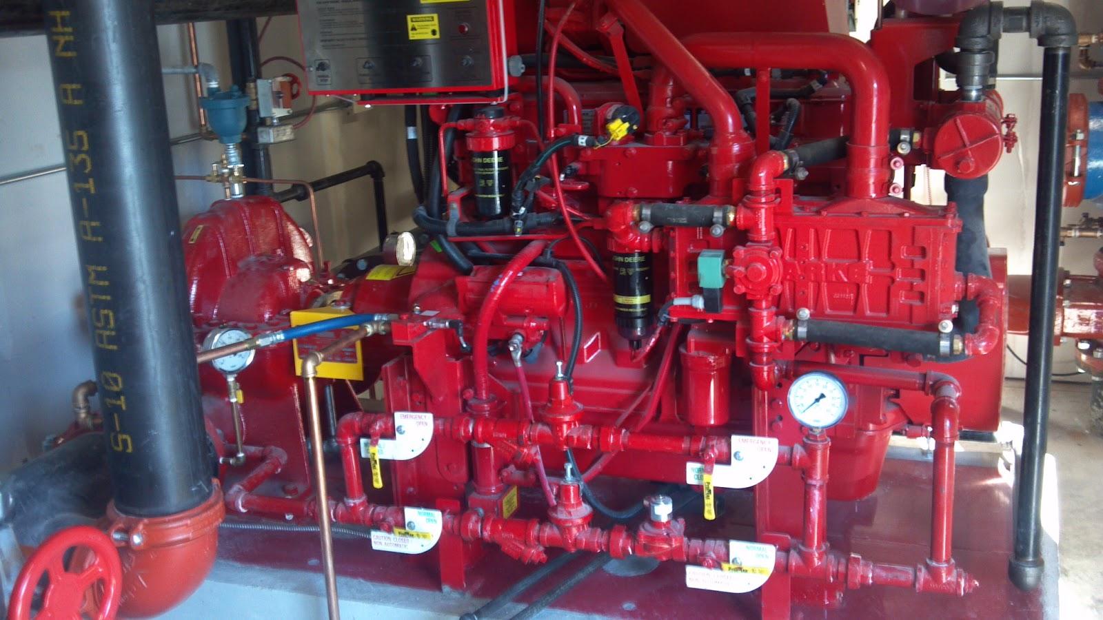 Fire Pumps  Fire Prevention Services 2016 Ltd