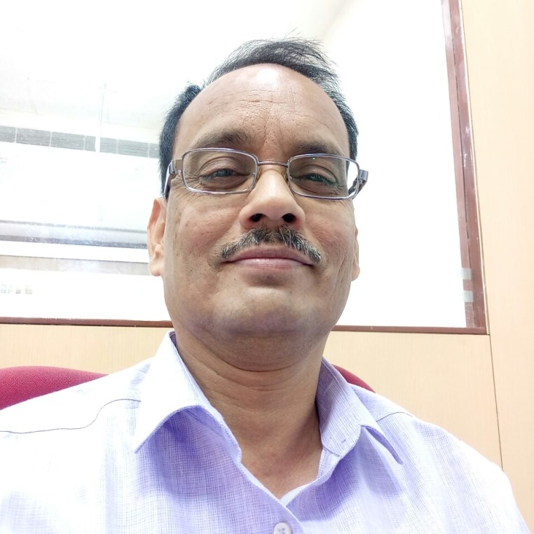 Photograph of Y K Gupta, Author, Blogger at ykgupta.com