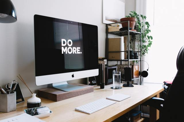 Top 21 tips to improve your productivity and more depicted by DO MORE displayed on screen