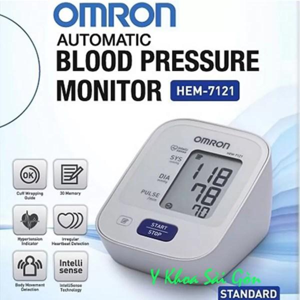 omron 7121