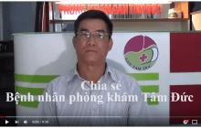 Anh Phạm Minh Quang chia sẻ về quá trình điều trị xơ gan