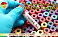 Hướng dẫn tự đọc kết quả xét nghiệm viêm gan B