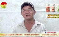 Điều trị hiệu quả tình trạng men gan cao | Chia sẻ của anh Lương Quang Đức