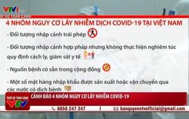 Cảnh báo 4 nhóm nguy cơ lây nhiễm dịch COVID-19 tại Việt Nam Phòng khám chuyên gan Tâm Đức ❤ Phòng khám gan mật uy tín tại TPHCM canh bao 4 nhom nguy co lay nhiwm dich covid 19 tai viet nam