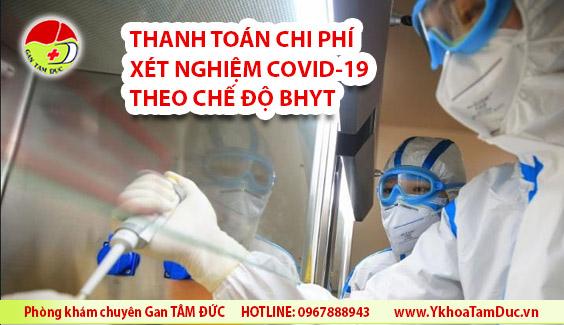 huong dan thanh toan chi phi xet nghiem COVID-19 BHYT