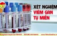 Các xét nghiệm viêm gan tự miễn