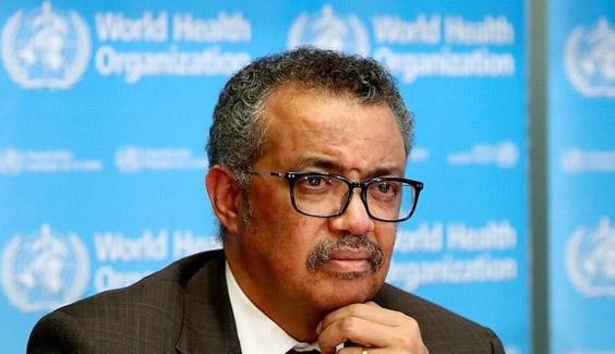 tong giam doc WHO Tedros Adhanom Ghebreyesus