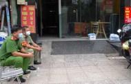 TP.HCM tìm người từng đến viện Chợ Rẫy và quán cà phê liên quan