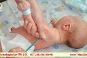 Vì sao trẻ sơ sinh phải tiêm vắc-xin viêm gan B trong 24 giờ sau sinh?
