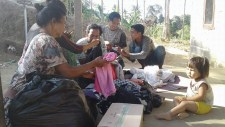 Village kids clothing donations