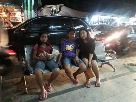 Support for street girls