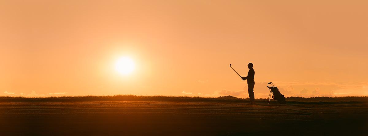 Vinterträning för golfare