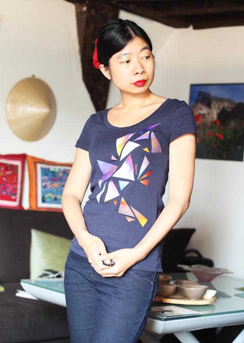~ Concours T Shirt Homemade ! ~