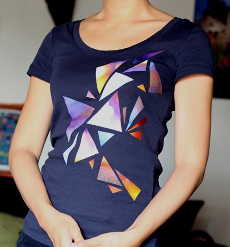 ~ Résultats concours T-Shirt «triangles» ~