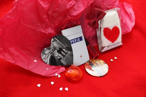~ Le Swap beauté St Valentin organisé par Alexia Yaya ~
