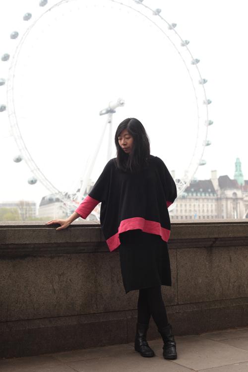~ Londres, il y fait aussi gris qu'à Paris… ~