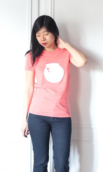 ~ Gros coup de coeur pour les T-Shirts de la créatrice «Luft & Liebe» ~