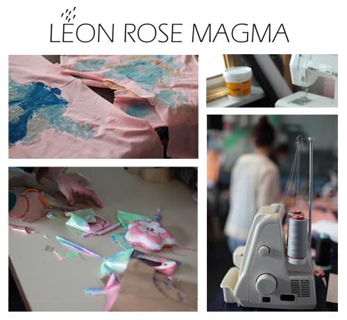 ~ Interview des créatrices «Léon Rose Magma» ~