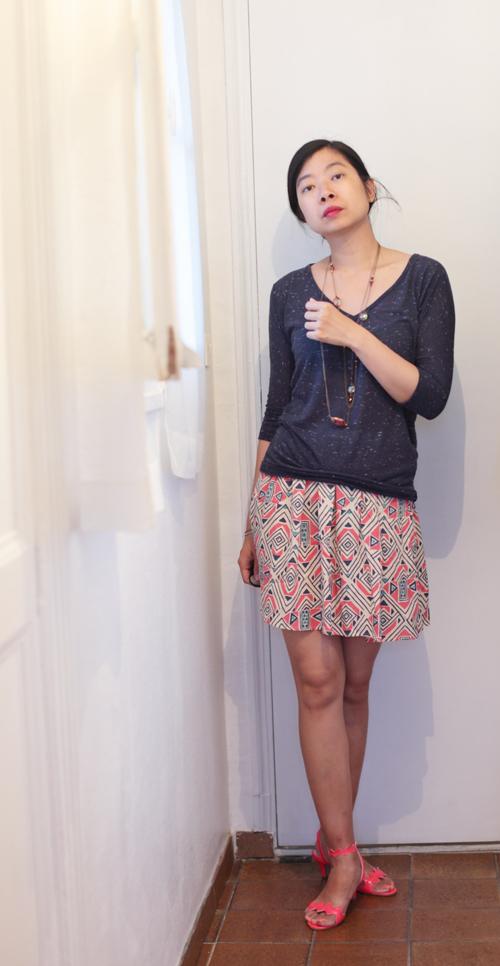 ~ Ma petite jupe American Vintage ~