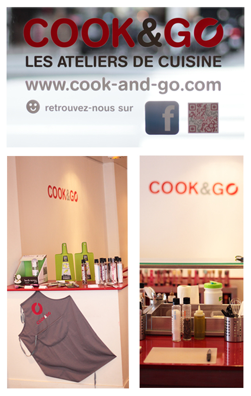 ~ Je me régale grâce à Cook&Go ~
