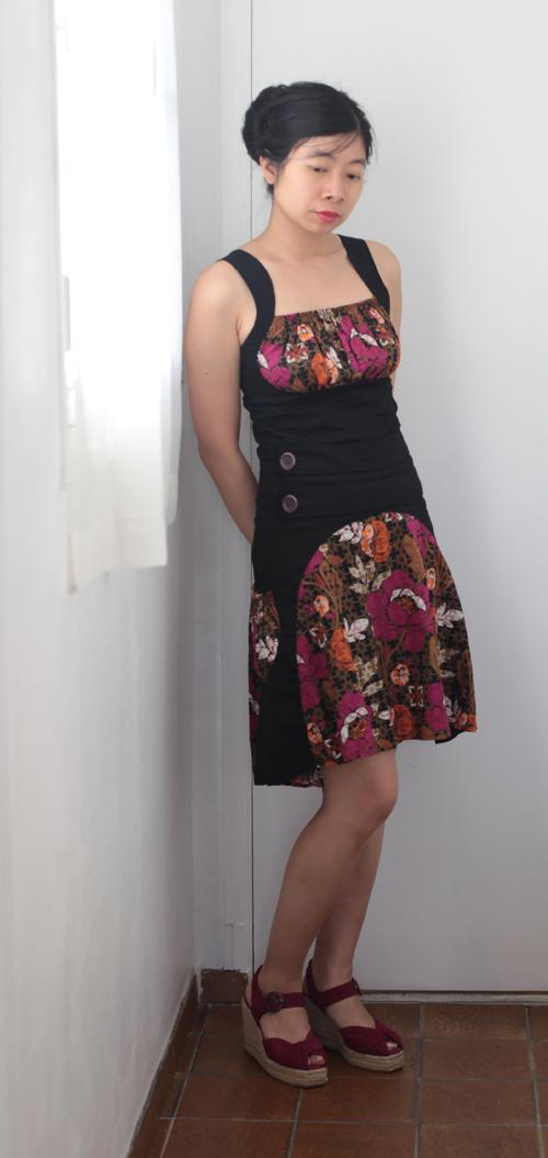 ~ Petite robe d'été Mimi San pour accueillir le soleil ~