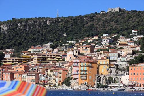 ~ Souvenirs de Côte d'Azur, images en vrac et bikini Divissima ~