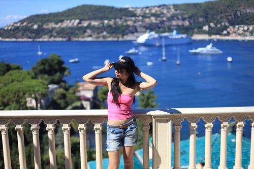 ~ Look de bord de mer, soleil, villa, jardins ~