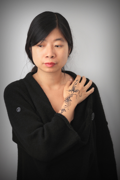 ~ Concours de Noël : gagnez un superbe tatouage éphémère réalisé par l'artiste Yael ~
