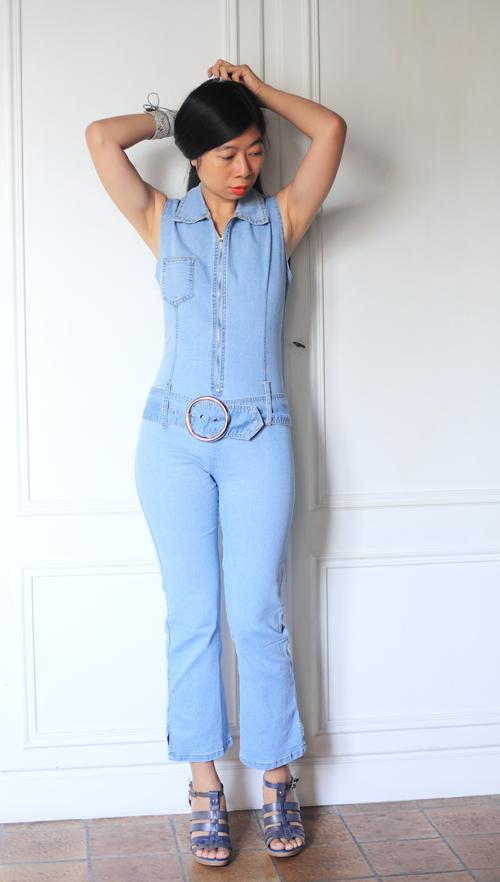 ~ Ma combinaison en jean ~