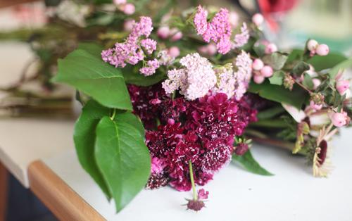 ~ J'ai testé un atelier de composition florale ~