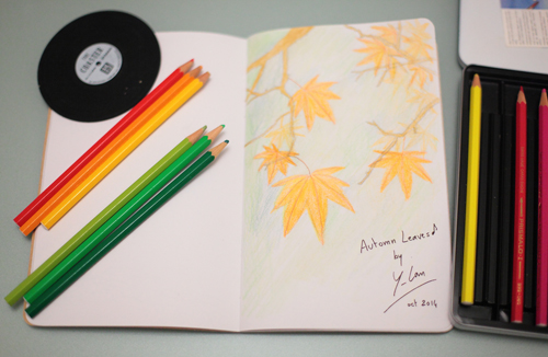 ~ Draw On Monday «Automne» ~