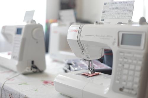 ~ J'ai testé un super cours de couture à domicile avec Magali de «Made In Chez Toi» ~