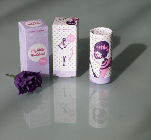 ~ Mon nouveau geste parfumage de femme enceinte avec les parfums solides Téane ~