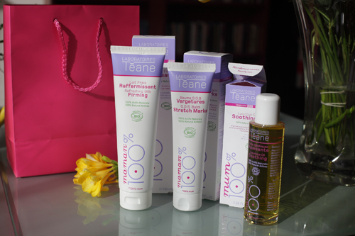 ~ Découverte de produits pour futures et jeunes mamans : Téane, Beautanicae et Skinhaptics ~