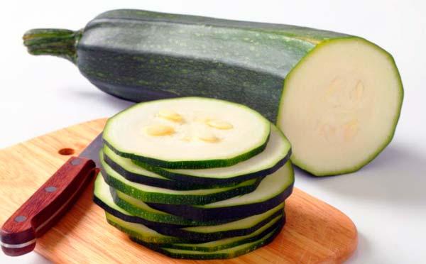 Zucchini o Calabacín