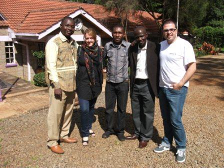Youth Leadership Development & Peacebuilding  Step In For