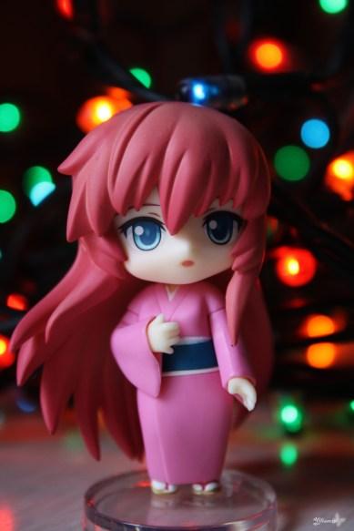 Megurine Luka- Vocaloid Miku Selection - Nendoroid petit Good Smile Company