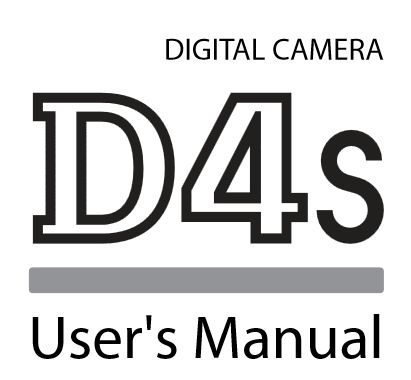 Manuels utilisateur du Nikon D4s