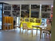 Maison du Patrimoine. Le Havre. Expo Jean Le Soudier architecte. Mars 2016