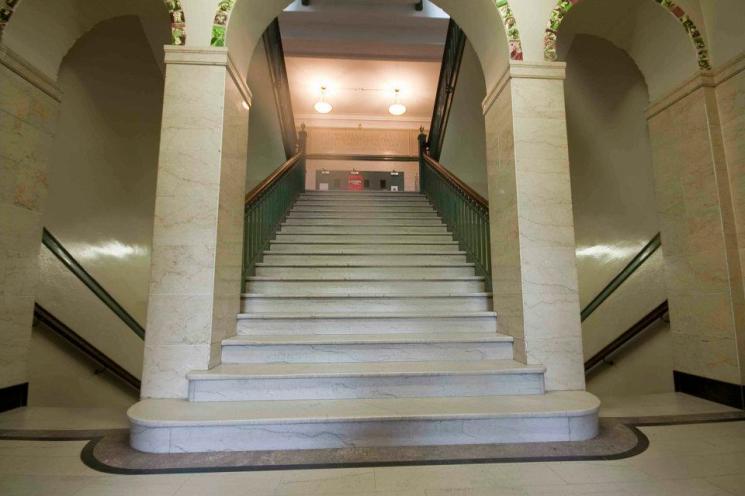 PCVS hallway